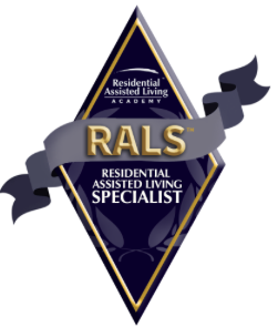 RALS Residential Assisted Living Specialist logo